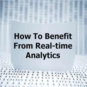 WebVantage Marketing Provides Real-time Analytics