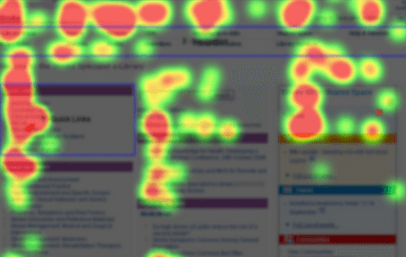 View Heatmaps Of Your Website With WebVantage Marketing